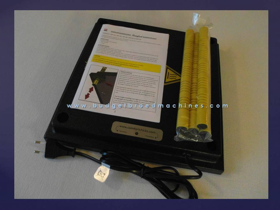 Warmteplaat 30x30 Cm In Hoogte Verstelbaar Www